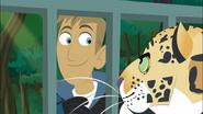 Martin and Jaguar