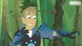 Martin Loves Blue Chameleon