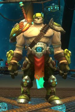 Durek Stonebreaker