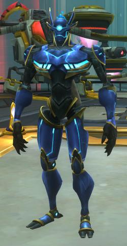 Agent Lex