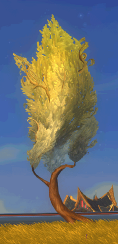Swirly Tree (Yellow).png