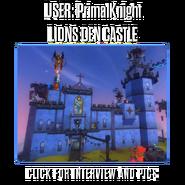 User blog:Pinkachu/Crib of the Week: PrimalKnight - Lions Den Castle