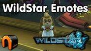 Wildstar - Emotes