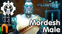 WildStar - Exile - Mordesh Male, Character Creation