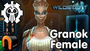 WildStar - Exile - Granok Female, Character Creation