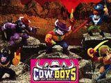 Wild West C.O.W.-Boys of Moo Mesa (Hasbro toyline)