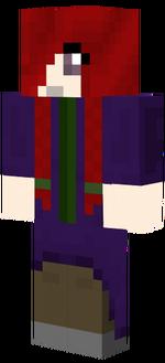 Medusabelle's updated skin