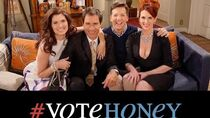 """***OMG!*** NEW """"Will & Grace"""" scene about 2016 Election."""