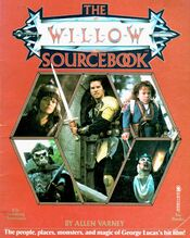 The Willow Sourcebook