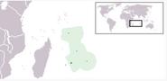 Lokacja Mauritius