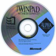 WinPad 1.0 Alpha