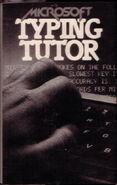 Microsoft Typing Tutor cassette
