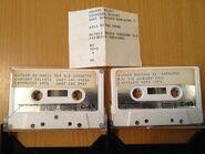 Altair 8K BASIC cassette tape