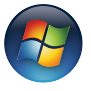 Windows logo - 2006 (blue circle).png