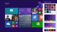 First look at Windows 8