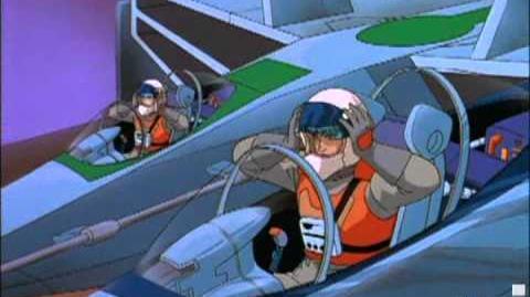 Wing Commander Academy Cartoon Intro (HD)
