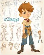 Wingfeather saga janner by nicholaskole daz1ssb-fullview