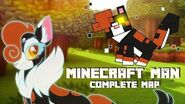 MINECRAFT MAN COMPLETE Spoof Tribute Evil Spottedleaf MAP (READ PINNED !)