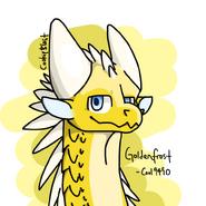 Goldenfrost ubway