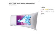 Winter Body Pillow