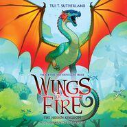 Wings of Fire 3 Audio