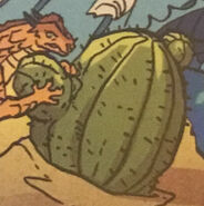 Brightsting Cactus Graphic Novel