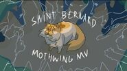 SAINT BERNARD - Mothwing Warrior Cats MV (TW Gore)-0
