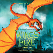 Wings of Fire 8 Audio