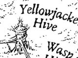 Yellowjacket Hive