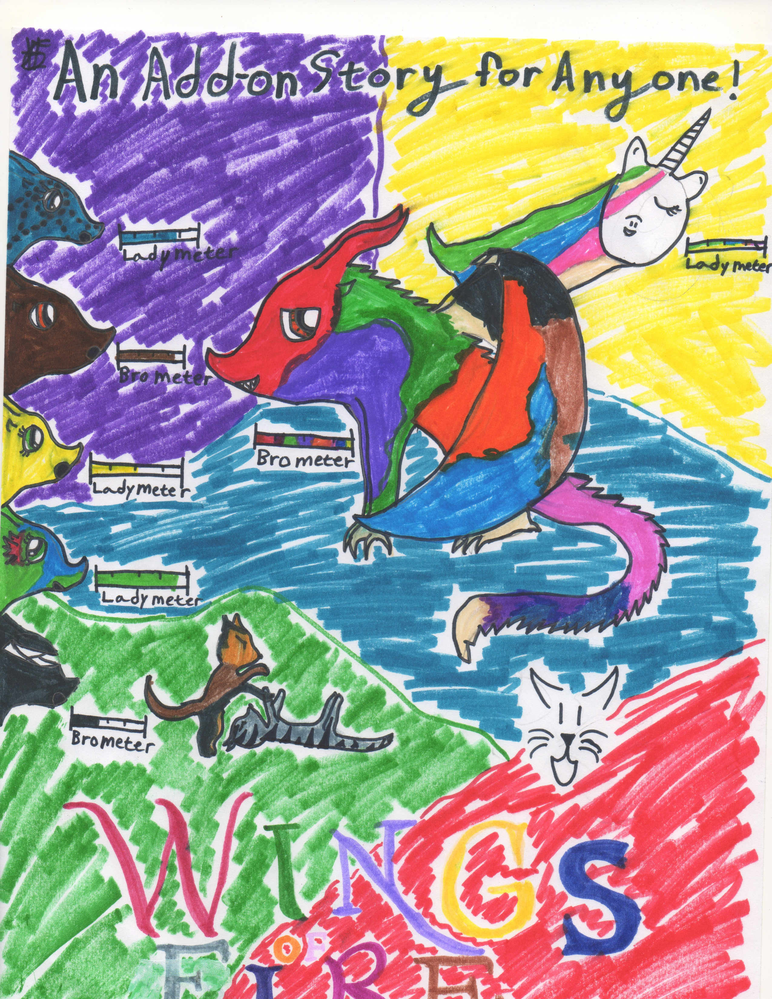 Pin By Jack On Flamingo How To Draw Flamingo Meme Background Roblox Memes Wings Of Fire An Add On Story For Anyone Wings Of Fire Fanon Wiki Fandom
