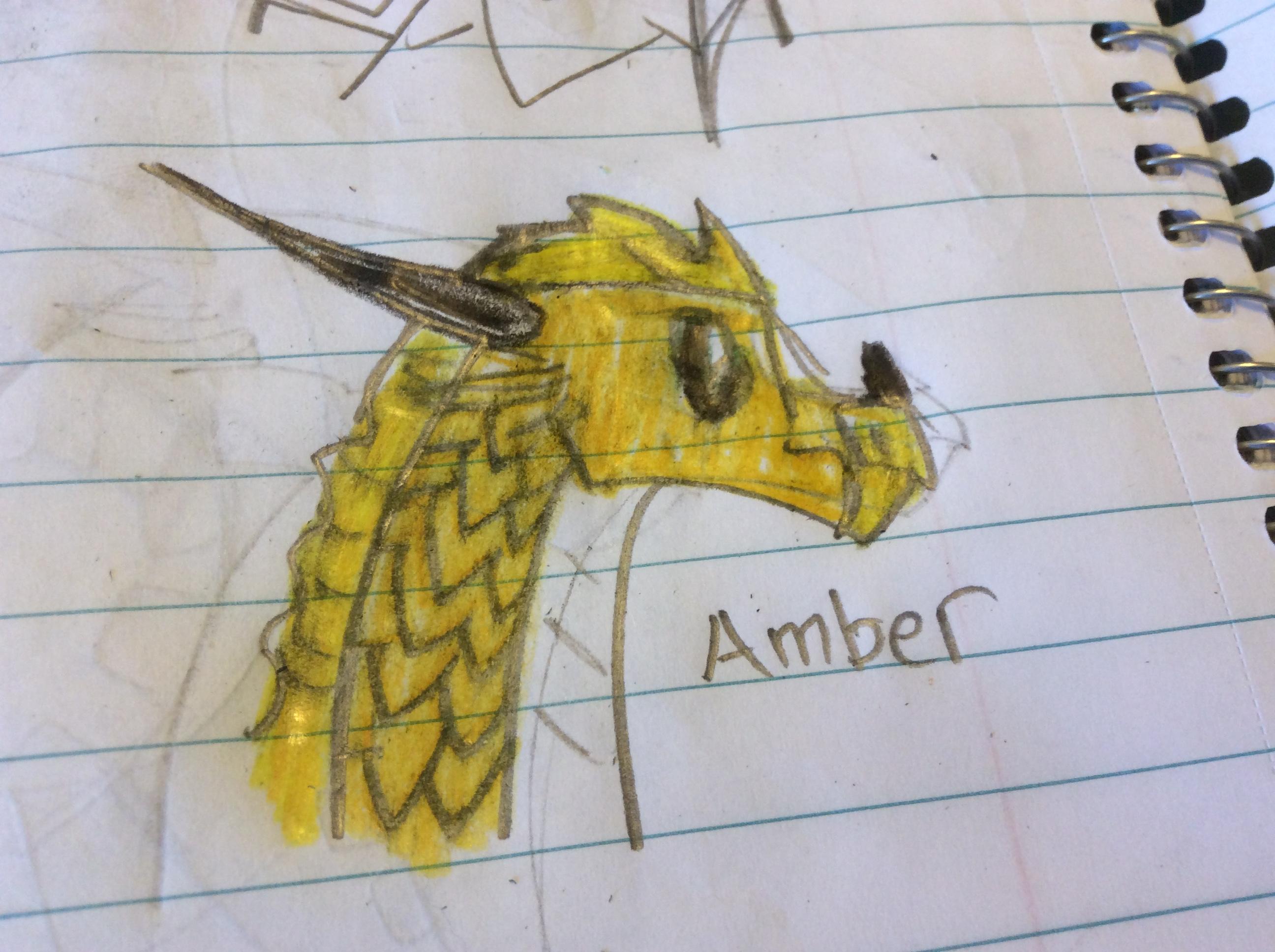 Amber the Sandwing