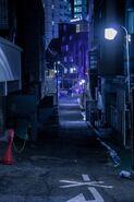 Korean Street - Phyto Background