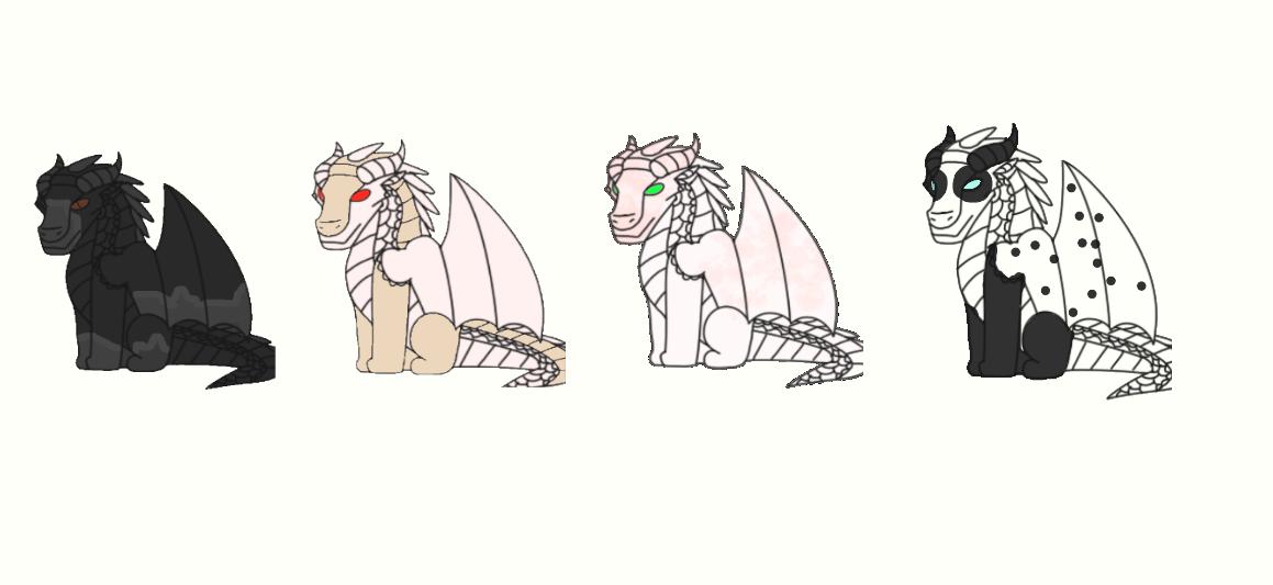 Americanus, Maritimus, Arctmus, and Melanoleuca!