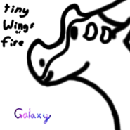 TWoF base hivewing (Galaxy the Spacewing)
