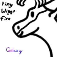 TWoF base silkwing (Galaxy the Spacewing)
