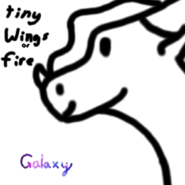 TWoF base sandwing (Galaxy the Spacewing)