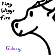 TWoF base leafwing (Galaxy the Spacewing)