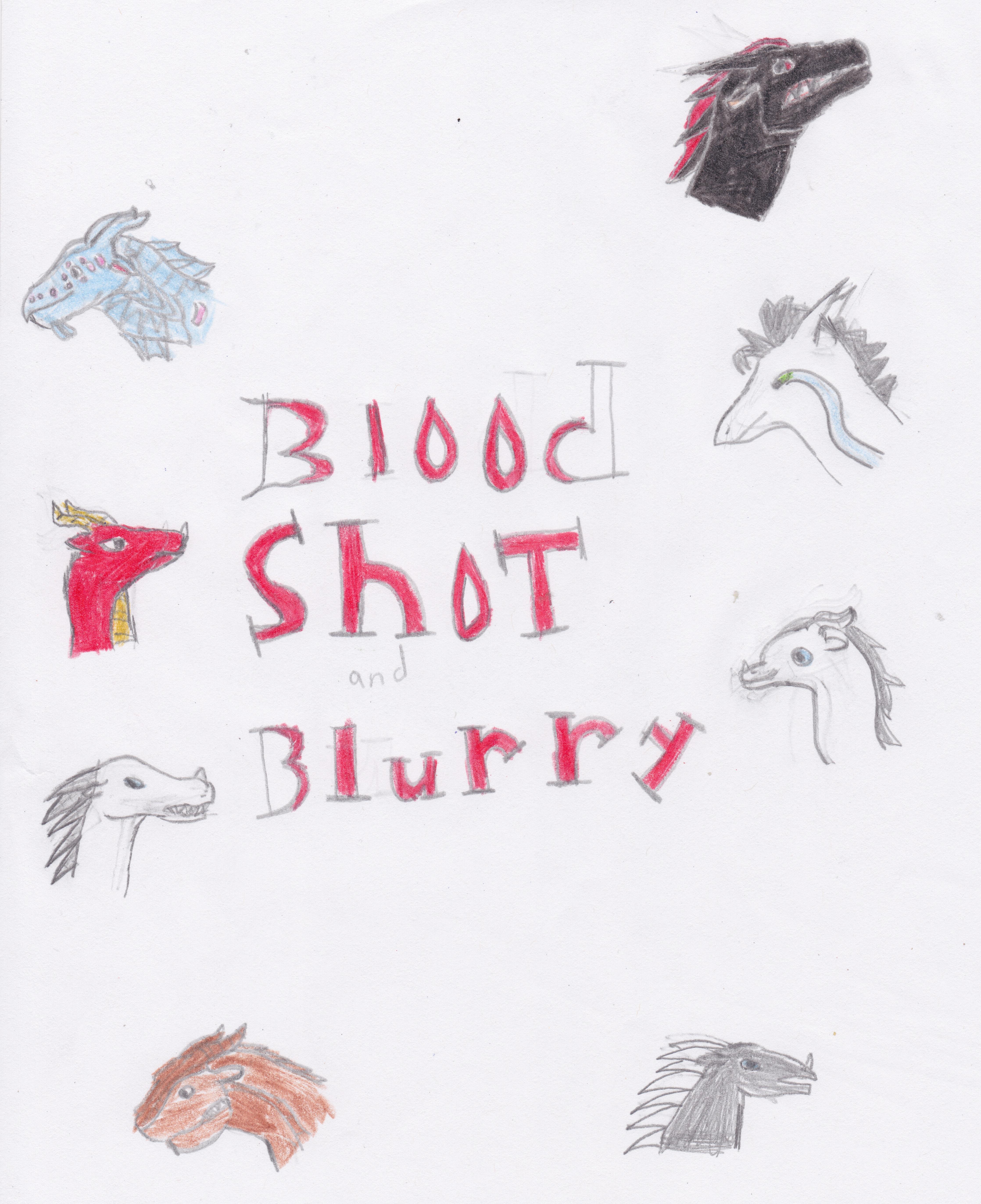 Bloodshot and Blurry