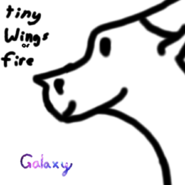 TWoF base mudwing (Galaxy the Spacewing)