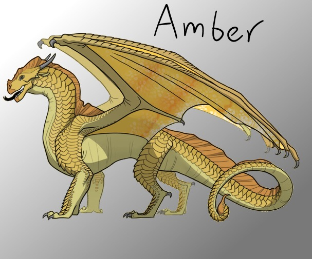 Amber (The Turning Tides fanfics)