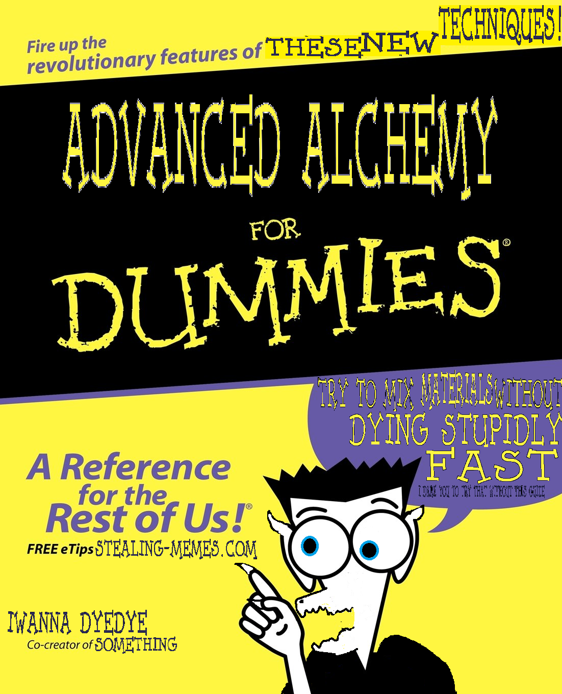 Advanced Alchemy for Dummies