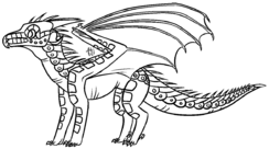 Nightwing base lineart(by TreeDragon)