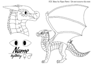 NightWing Base PiperPawz (Teardrop)
