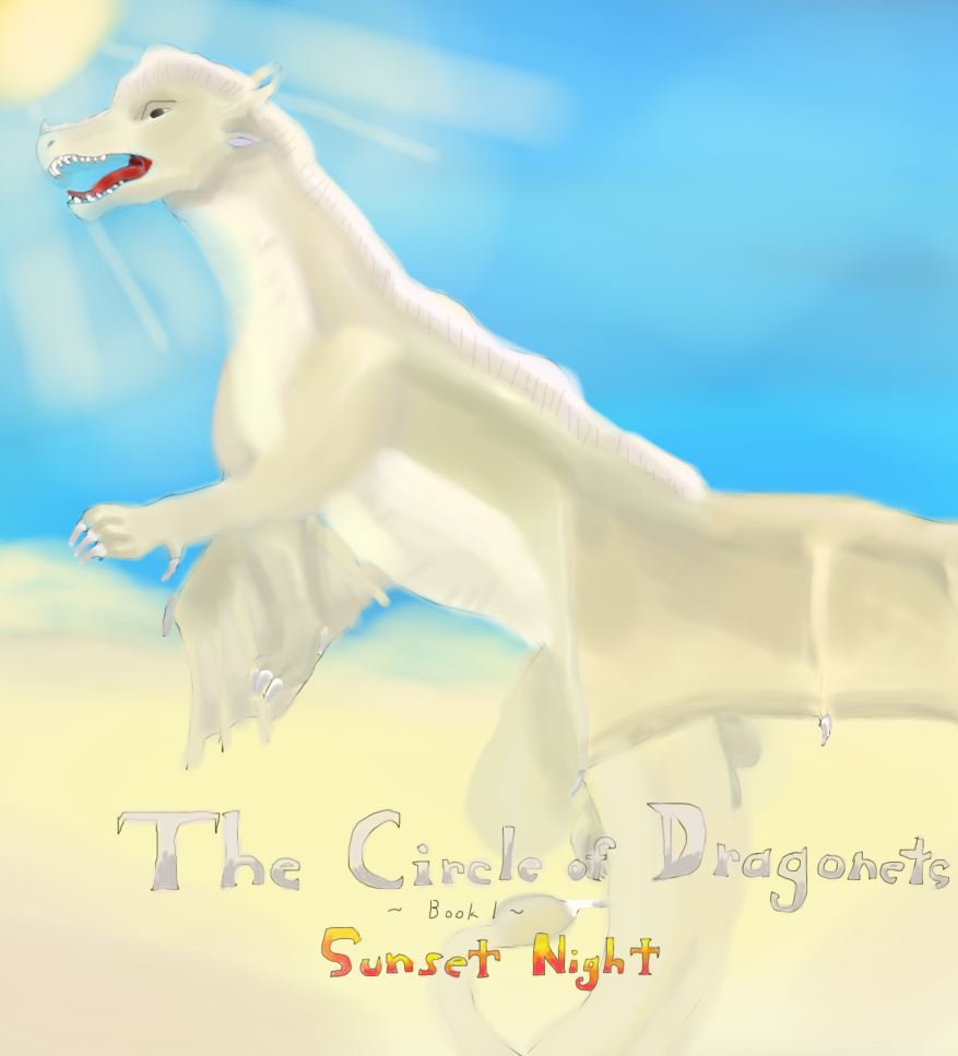 Circle of Dragonets Book 1: Sunset Night