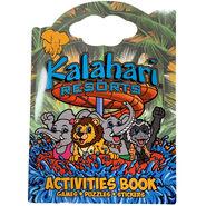 KalahariResortsActivitiesBook
