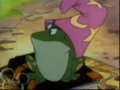 Rabbit into a Frog