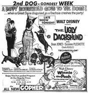 March 1966 Movie Ads