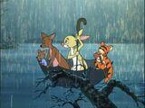The Rain, Rain, Rain Came Down, Down, Down