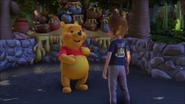 KDA - A Boy Meets Winnie the Pooh