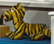 The Many Adventures of Winnie the Pooh Tigger plush